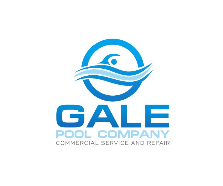 Logo Design by ronny - Entry No. 128 in the Logo Design Contest Imaginative Logo Design for Gale Pool Company.
