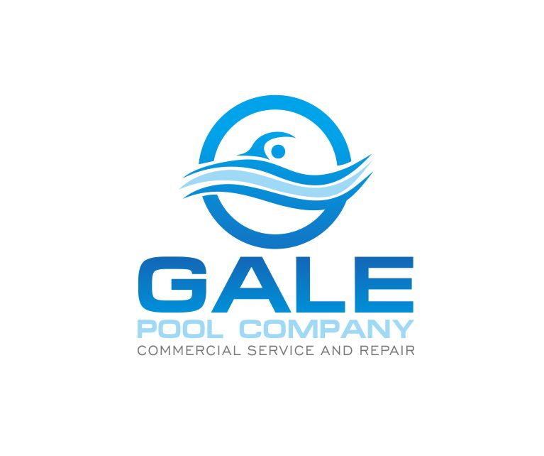 Logo Design by ronny - Entry No. 129 in the Logo Design Contest Imaginative Logo Design for Gale Pool Company.