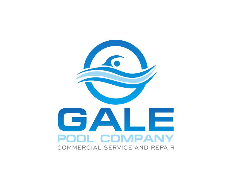 Logo Design by ronny - Entry No. 130 in the Logo Design Contest Imaginative Logo Design for Gale Pool Company.