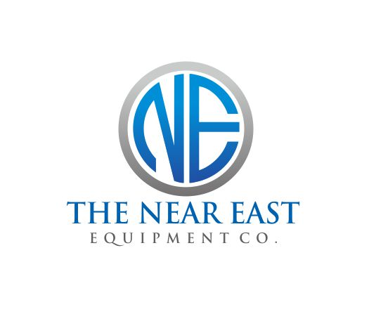 Logo Design by ronny - Entry No. 33 in the Logo Design Contest Imaginative Logo Design for The Near East Equipment Co..