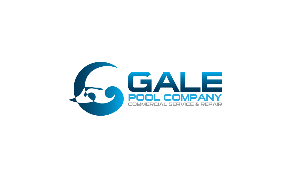 Logo Design by Private User - Entry No. 131 in the Logo Design Contest Imaginative Logo Design for Gale Pool Company.