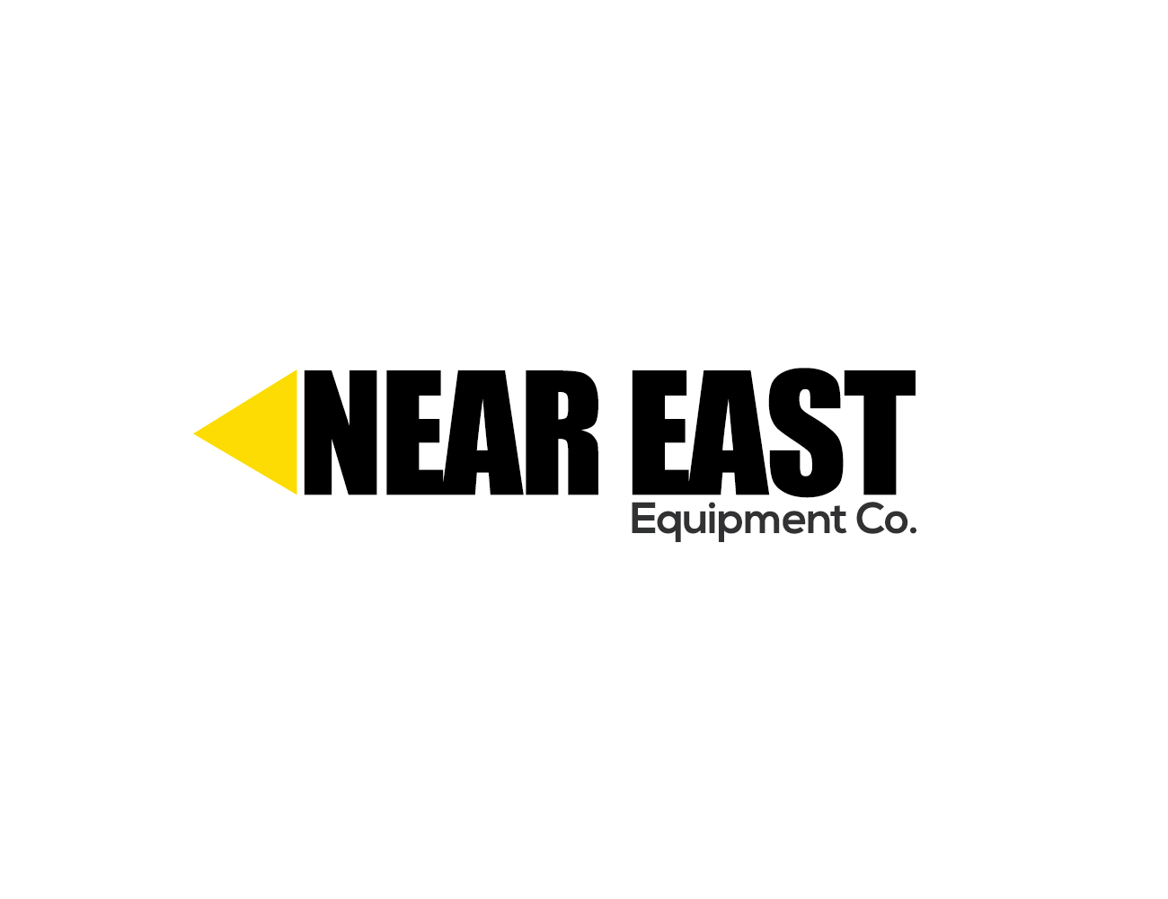 Logo Design by fireacefist - Entry No. 35 in the Logo Design Contest Imaginative Logo Design for The Near East Equipment Co..