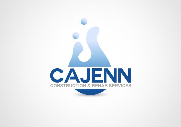 Logo Design by Jan Chua - Entry No. 34 in the Logo Design Contest New Logo Design for CaJenn Construction & Rehab Services.