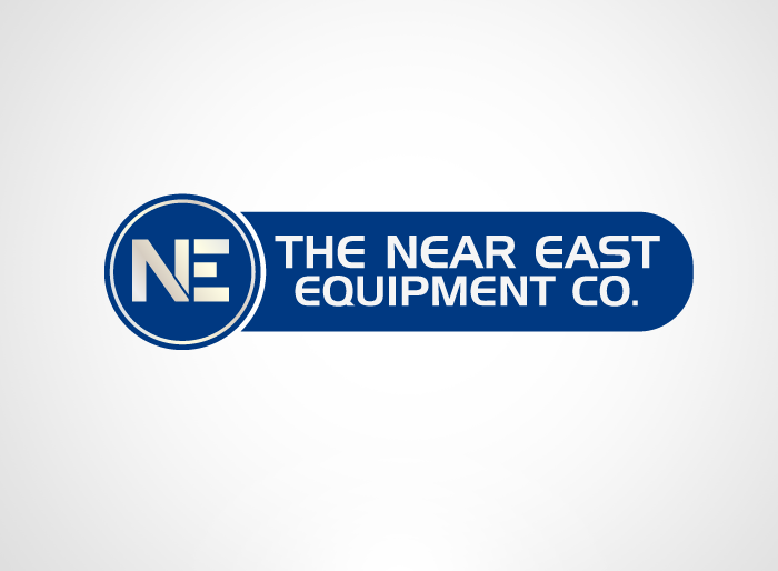 Logo Design by Jan Chua - Entry No. 39 in the Logo Design Contest Imaginative Logo Design for The Near East Equipment Co..