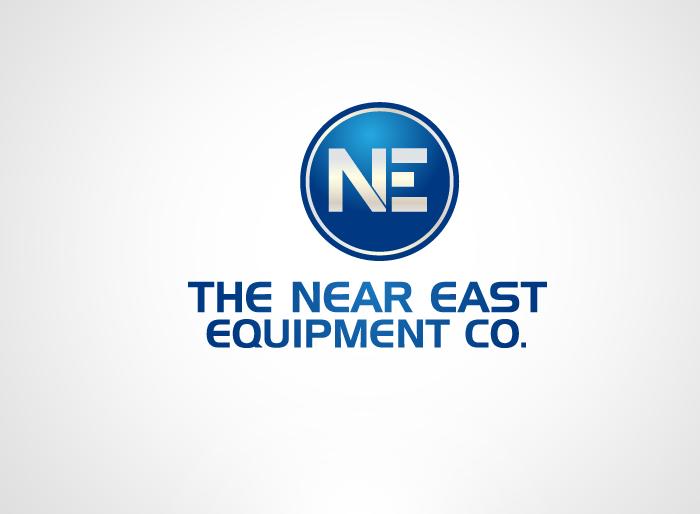 Logo Design by Jan Chua - Entry No. 40 in the Logo Design Contest Imaginative Logo Design for The Near East Equipment Co..