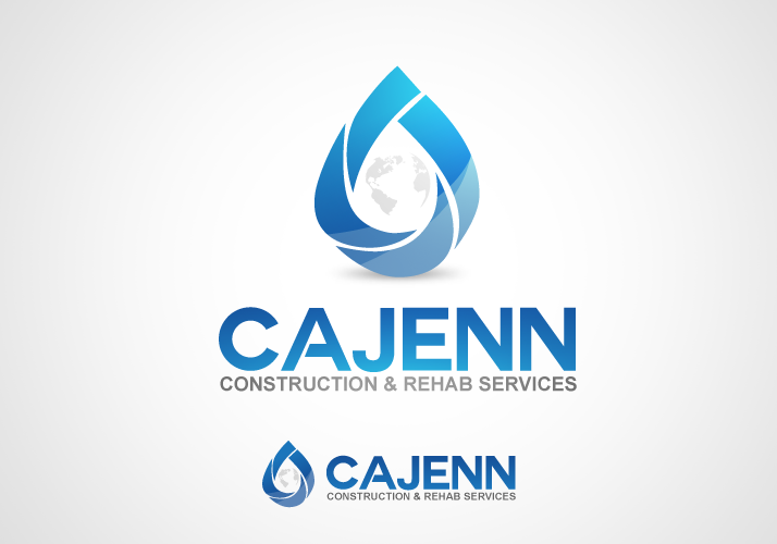 Logo Design by Jan Chua - Entry No. 38 in the Logo Design Contest New Logo Design for CaJenn Construction & Rehab Services.