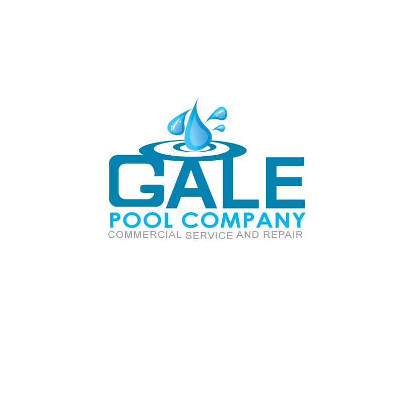 Logo Design by Private User - Entry No. 137 in the Logo Design Contest Imaginative Logo Design for Gale Pool Company.