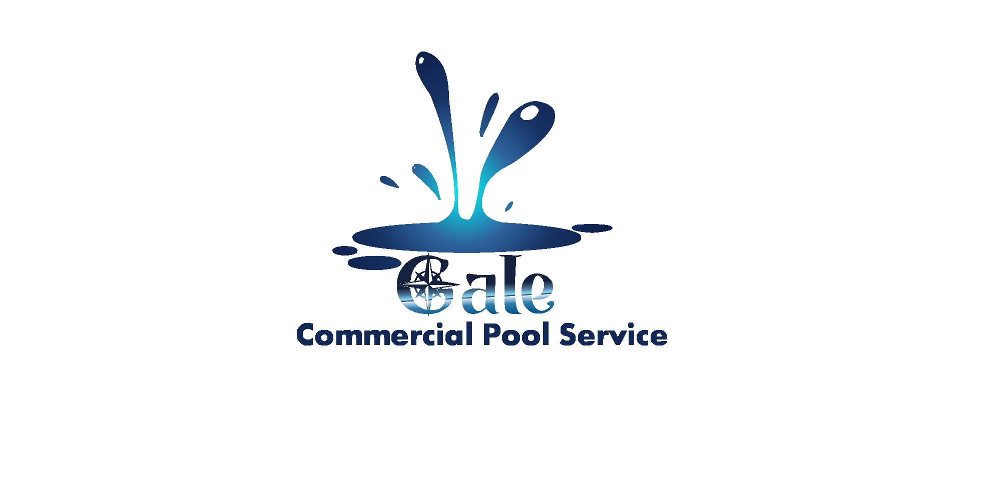 Logo Design by dallywopper - Entry No. 141 in the Logo Design Contest Imaginative Logo Design for Gale Pool Company.