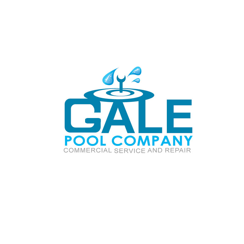 Logo Design by Private User - Entry No. 143 in the Logo Design Contest Imaginative Logo Design for Gale Pool Company.