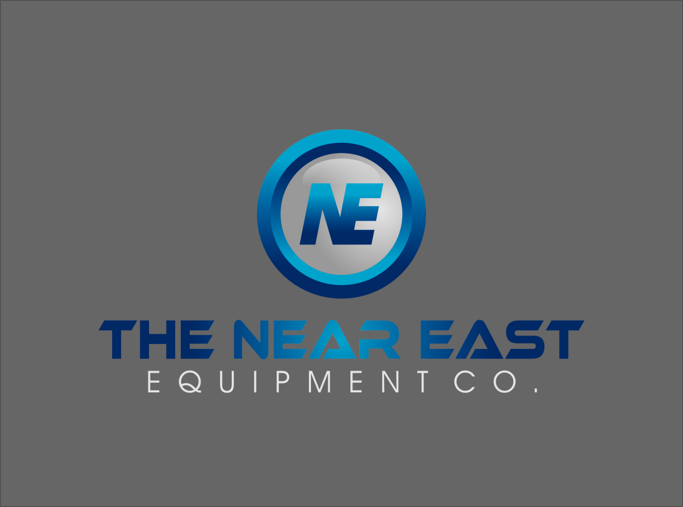Logo Design by Ngepet_art - Entry No. 46 in the Logo Design Contest Imaginative Logo Design for The Near East Equipment Co..