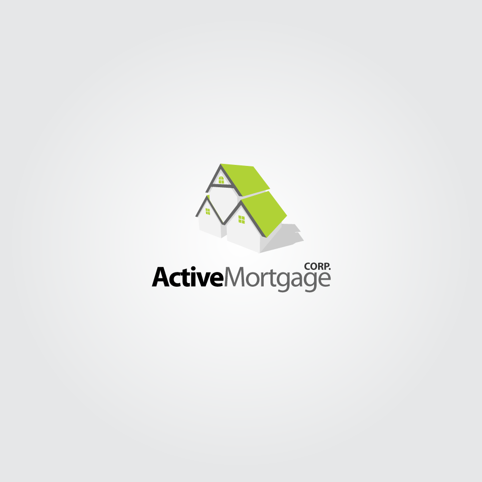 Logo Design by GraySource - Entry No. 6 in the Logo Design Contest Active Mortgage Corp..
