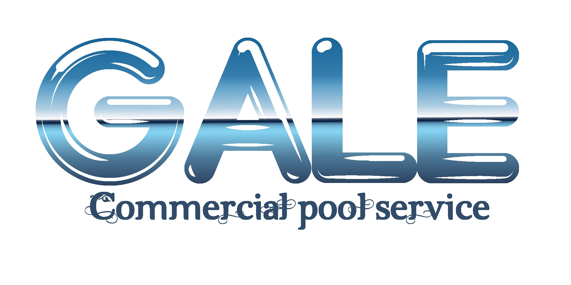 Logo Design by dallywopper - Entry No. 144 in the Logo Design Contest Imaginative Logo Design for Gale Pool Company.