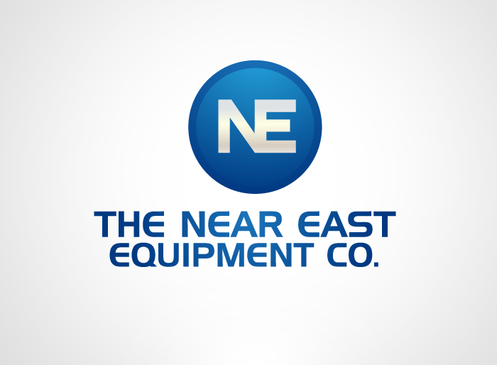 Logo Design by Jan Chua - Entry No. 52 in the Logo Design Contest Imaginative Logo Design for The Near East Equipment Co..