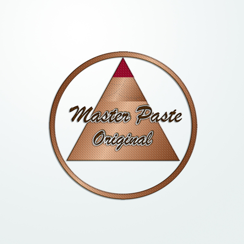 Logo Design by Think - Entry No. 52 in the Logo Design Contest Unique Logo Design Wanted for Master Paste Original™.