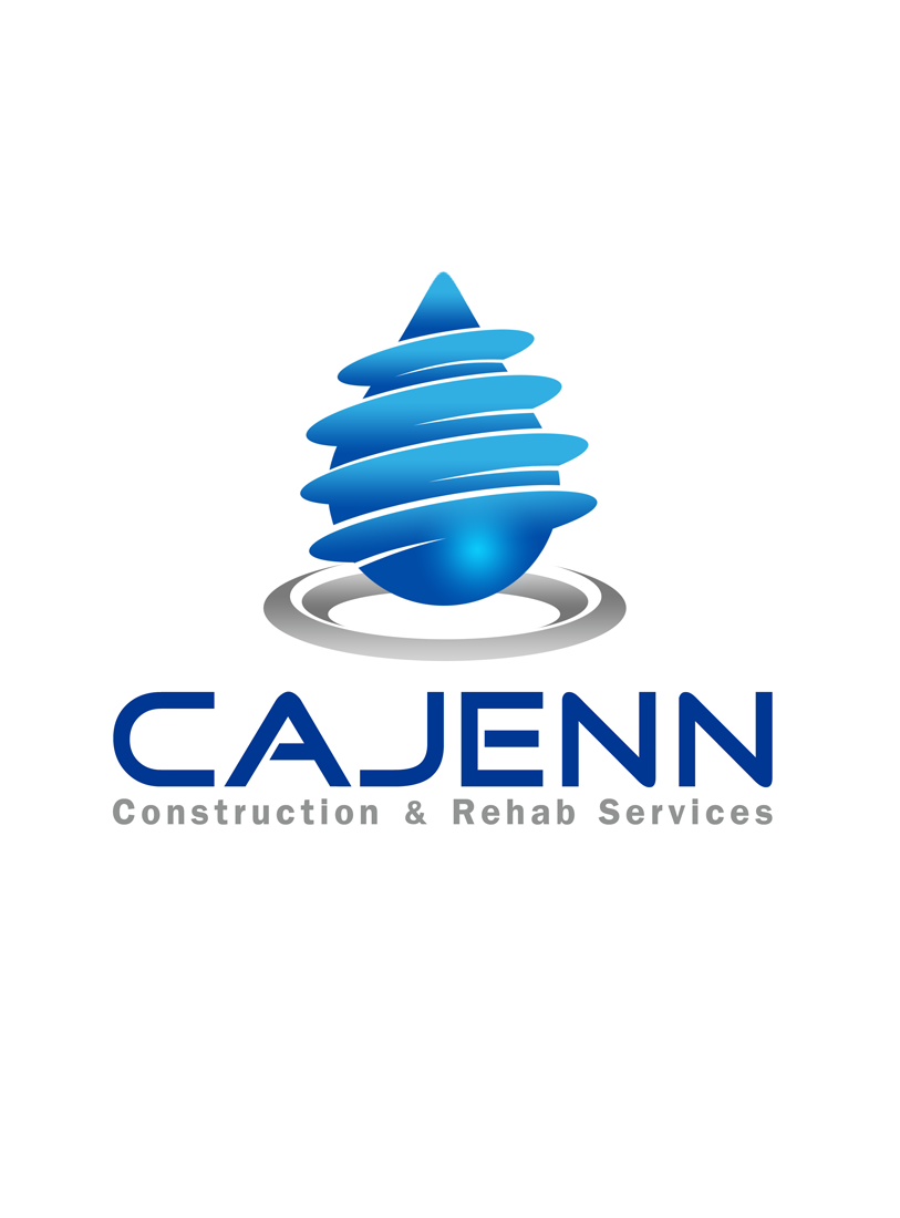 Logo Design by Private User - Entry No. 43 in the Logo Design Contest New Logo Design for CaJenn Construction & Rehab Services.