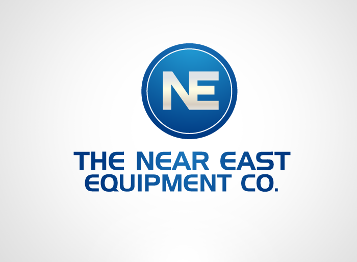 Logo Design by Jan Chua - Entry No. 56 in the Logo Design Contest Imaginative Logo Design for The Near East Equipment Co..
