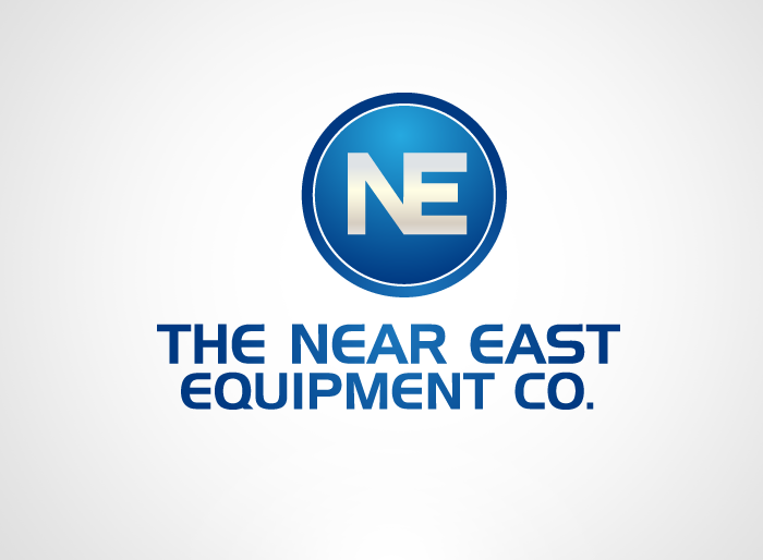 Logo Design by Jan Chua - Entry No. 57 in the Logo Design Contest Imaginative Logo Design for The Near East Equipment Co..