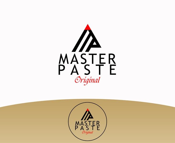 Logo Design by Juan_Kata - Entry No. 59 in the Logo Design Contest Unique Logo Design Wanted for Master Paste Original™.