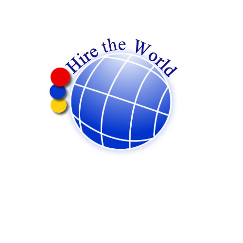 Logo Design by mujanat - Entry No. 285 in the Logo Design Contest Hiretheworld.com.
