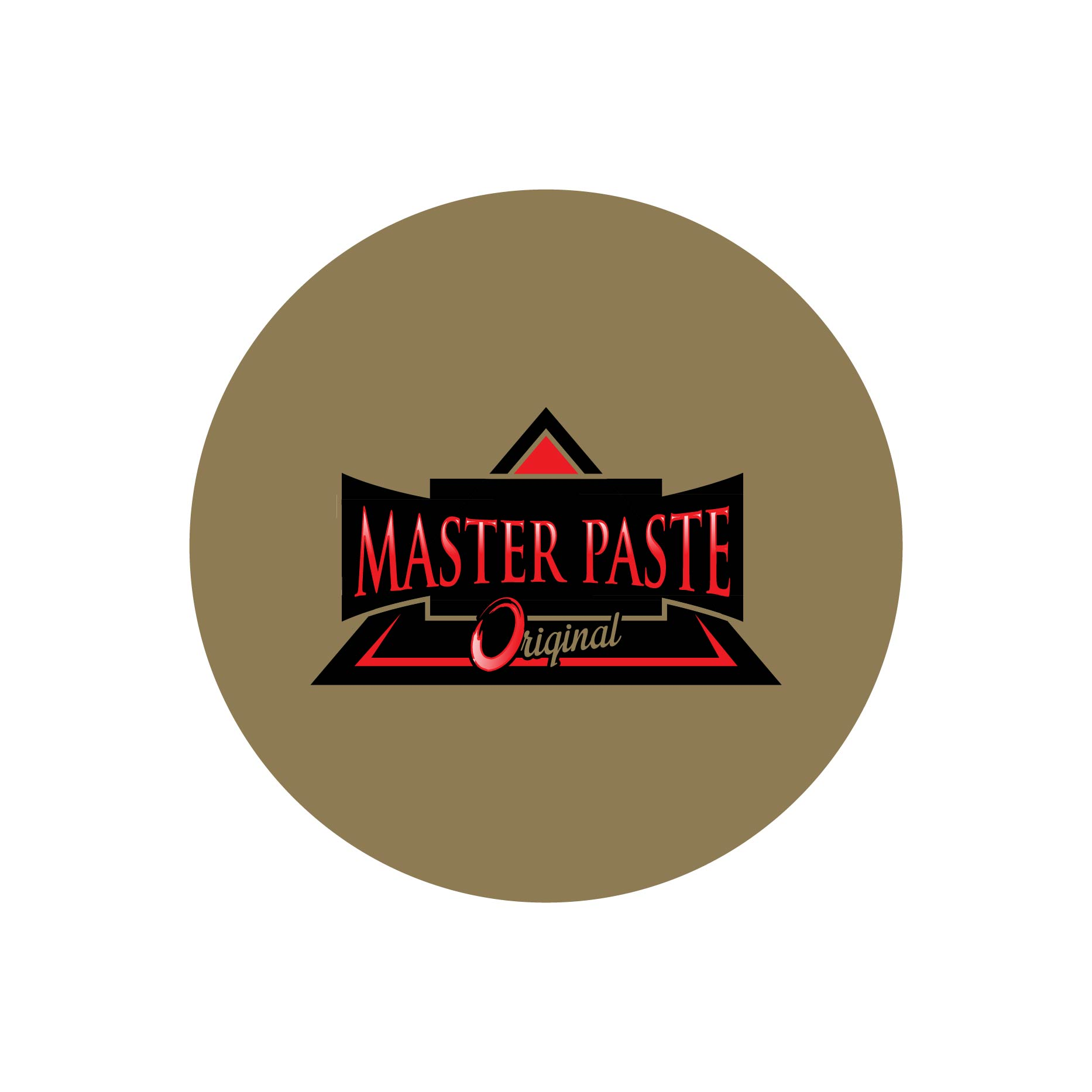 Logo Design by lagalag - Entry No. 61 in the Logo Design Contest Unique Logo Design Wanted for Master Paste Original™.