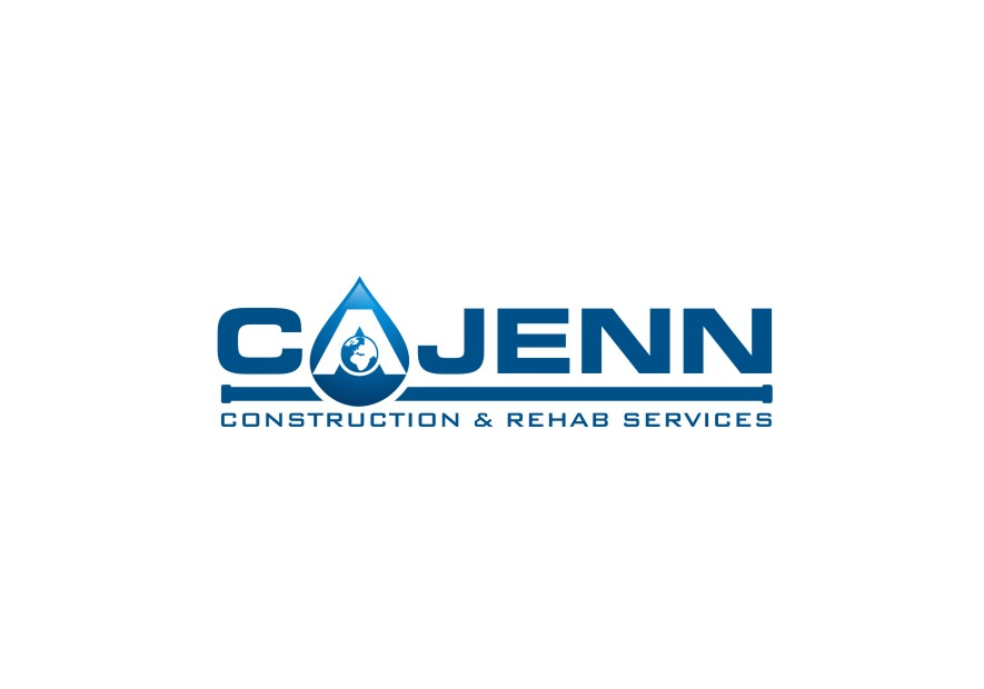 Logo Design by untung - Entry No. 45 in the Logo Design Contest New Logo Design for CaJenn Construction & Rehab Services.