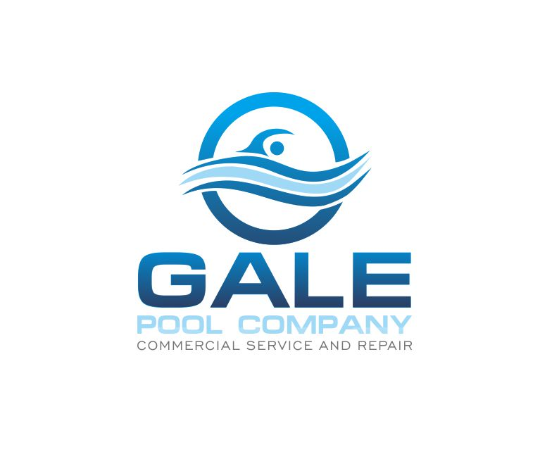 Logo Design by ronny - Entry No. 149 in the Logo Design Contest Imaginative Logo Design for Gale Pool Company.