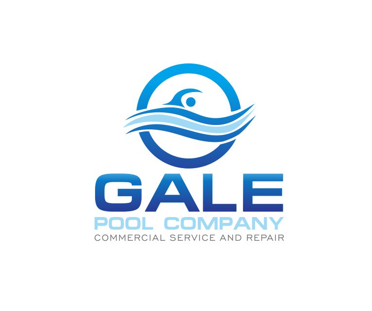 Logo Design by ronny - Entry No. 150 in the Logo Design Contest Imaginative Logo Design for Gale Pool Company.