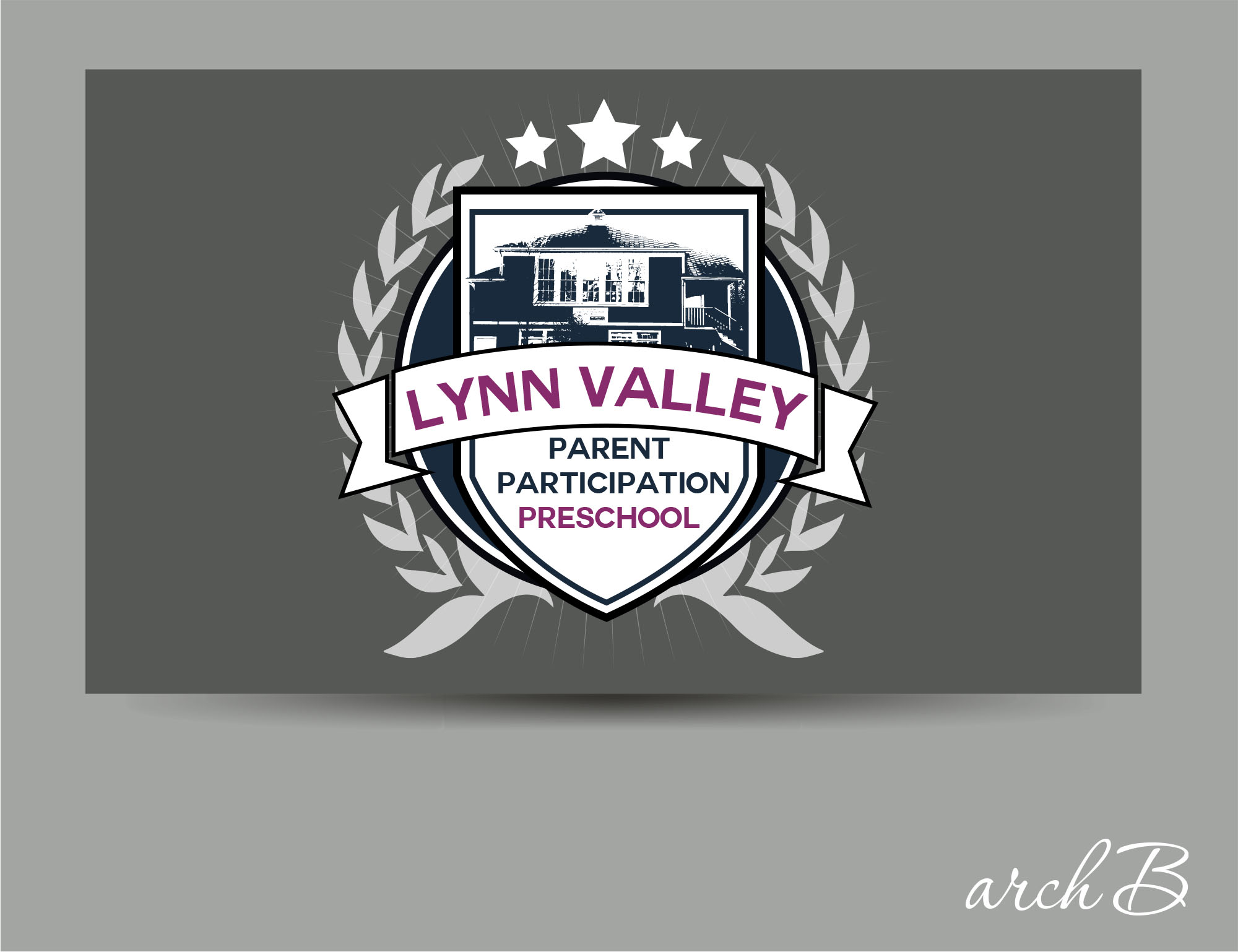 Logo Design by Anupam Bikash - Entry No. 3 in the Logo Design Contest New Logo Design for Lynn Valley Parent Participation Preschool.