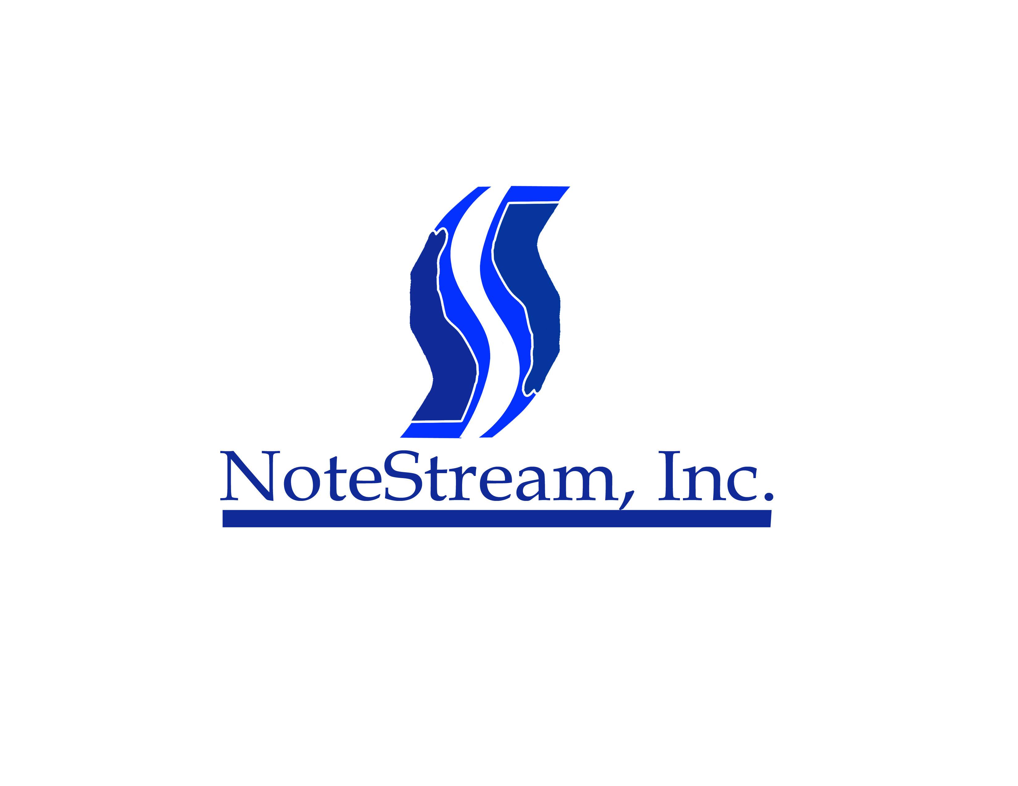 Logo Design by Alan Esclamado - Entry No. 3 in the Logo Design Contest Imaginative Logo Design for NoteStream.
