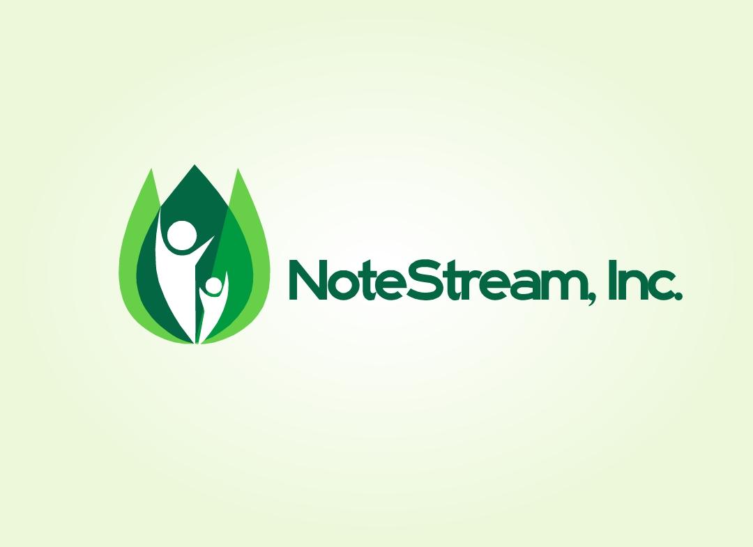 Logo Design by Marco Paulo Jamero - Entry No. 4 in the Logo Design Contest Imaginative Logo Design for NoteStream.