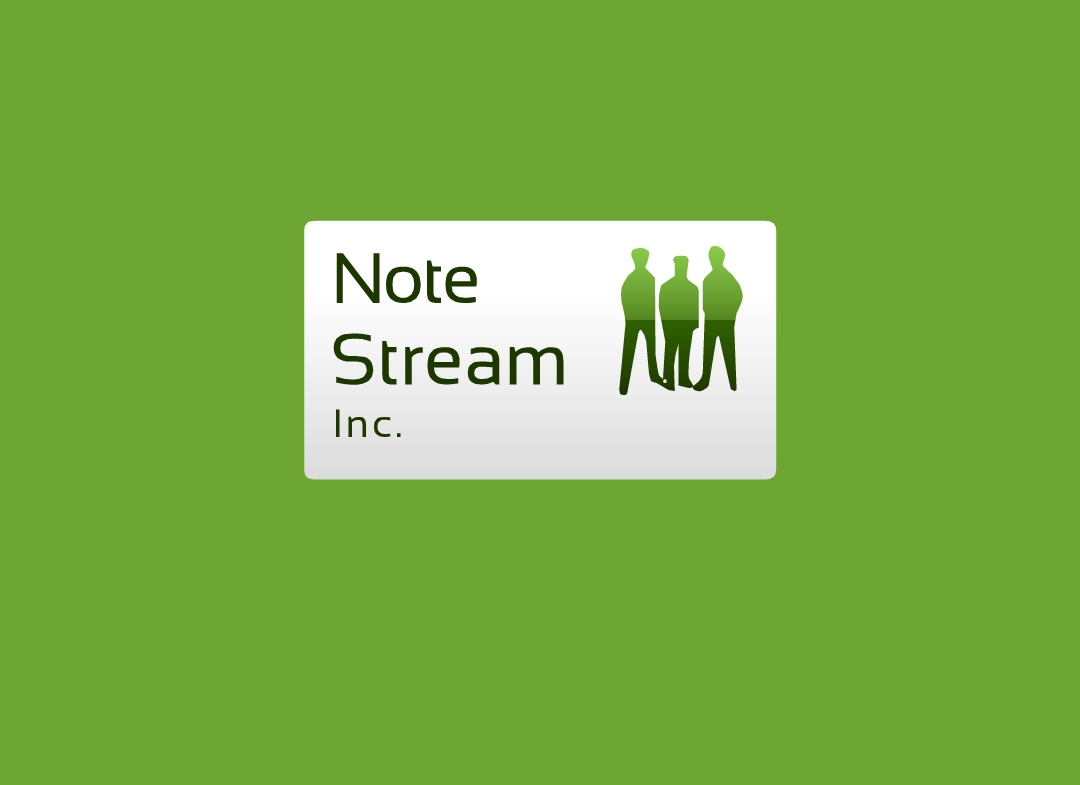 Logo Design by Marco Paulo Jamero - Entry No. 5 in the Logo Design Contest Imaginative Logo Design for NoteStream.