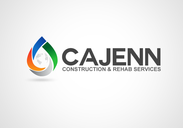 Logo Design by Jan Chua - Entry No. 46 in the Logo Design Contest New Logo Design for CaJenn Construction & Rehab Services.