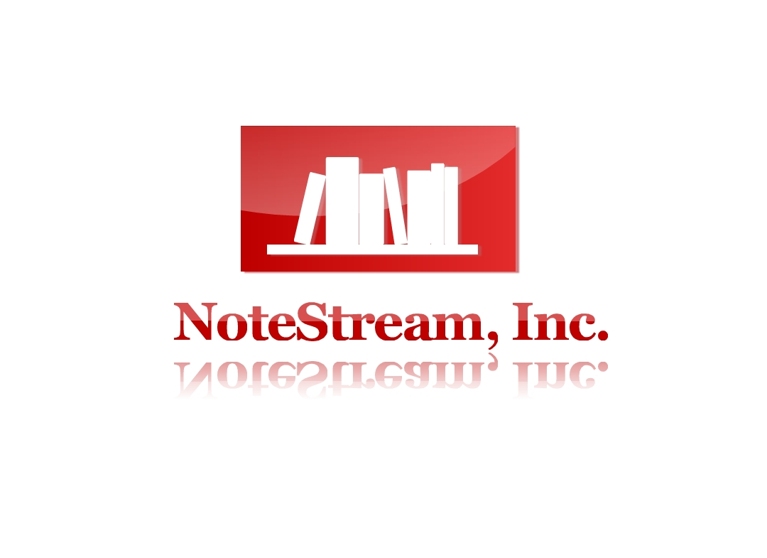 Logo Design by Marco Paulo Jamero - Entry No. 10 in the Logo Design Contest Imaginative Logo Design for NoteStream.