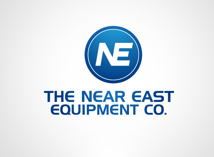 Logo Design by Jan Chua - Entry No. 58 in the Logo Design Contest Imaginative Logo Design for The Near East Equipment Co..