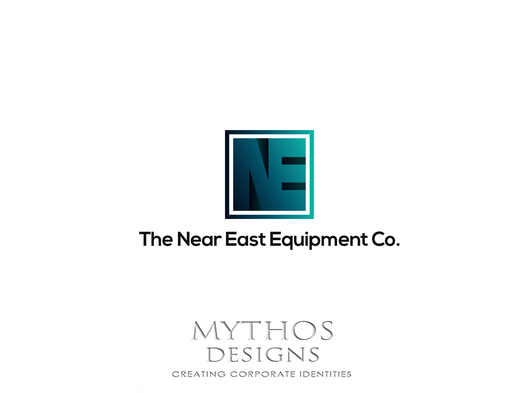 Logo Design by Mythos Designs - Entry No. 61 in the Logo Design Contest Imaginative Logo Design for The Near East Equipment Co..