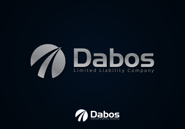 Logo Design by Jan Chua - Entry No. 6 in the Logo Design Contest Imaginative Logo Design for DABOS, Limited Liability Company.