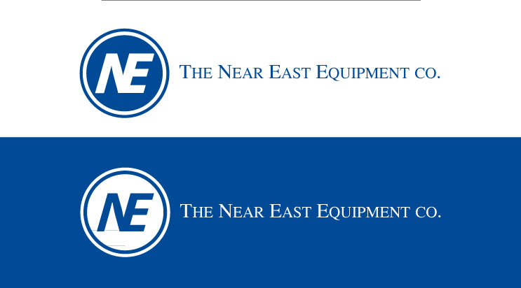 Logo Design by SERO - Entry No. 63 in the Logo Design Contest Imaginative Logo Design for The Near East Equipment Co..