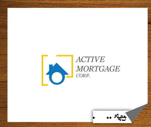 Logo Design by robbiephung - Entry No. 9 in the Logo Design Contest Active Mortgage Corp..