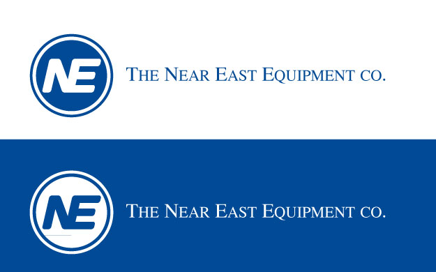 Logo Design by SERO - Entry No. 65 in the Logo Design Contest Imaginative Logo Design for The Near East Equipment Co..