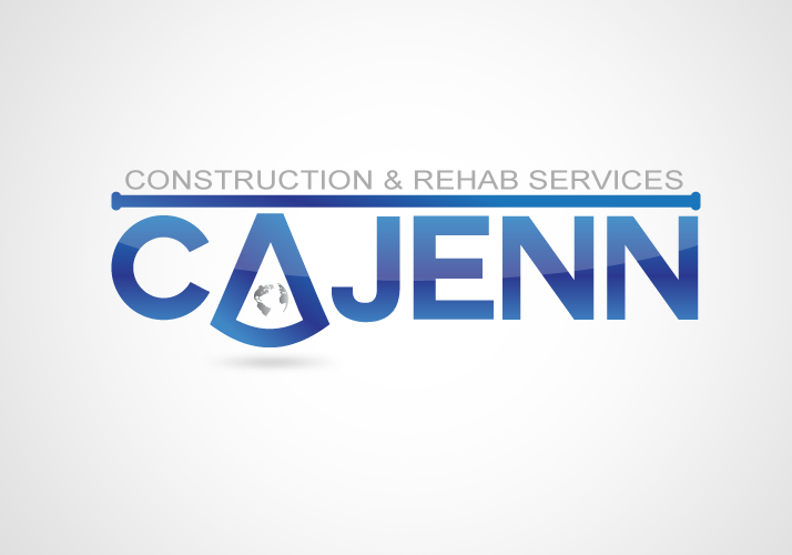 Logo Design by Jan Chua - Entry No. 55 in the Logo Design Contest New Logo Design for CaJenn Construction & Rehab Services.