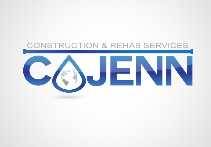 Logo Design by Jan Chua - Entry No. 56 in the Logo Design Contest New Logo Design for CaJenn Construction & Rehab Services.
