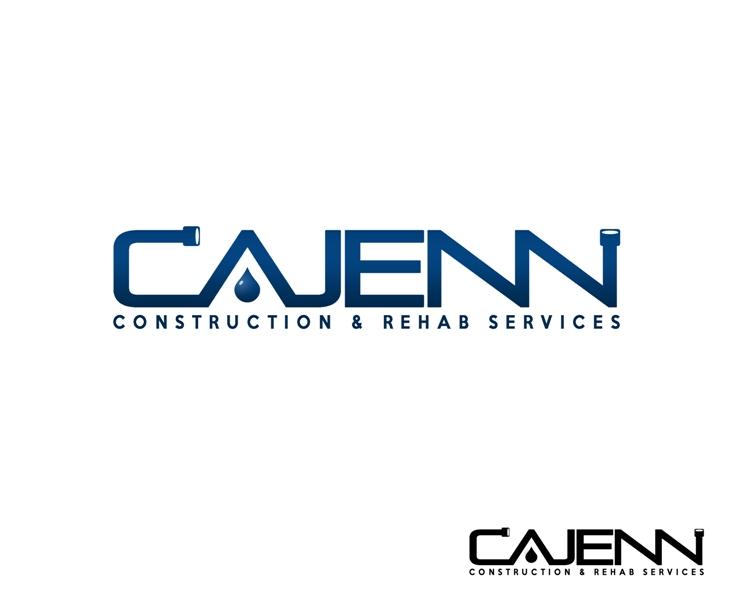 Logo Design by Juan_Kata - Entry No. 58 in the Logo Design Contest New Logo Design for CaJenn Construction & Rehab Services.