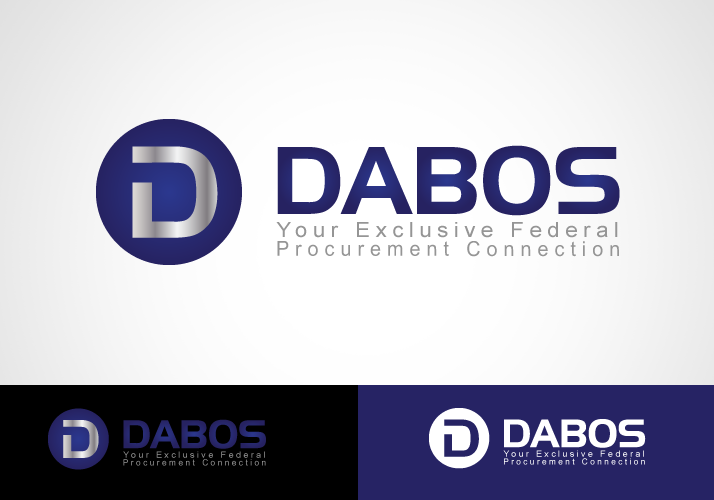 Logo Design by Jan Chua - Entry No. 7 in the Logo Design Contest Imaginative Logo Design for DABOS, Limited Liability Company.