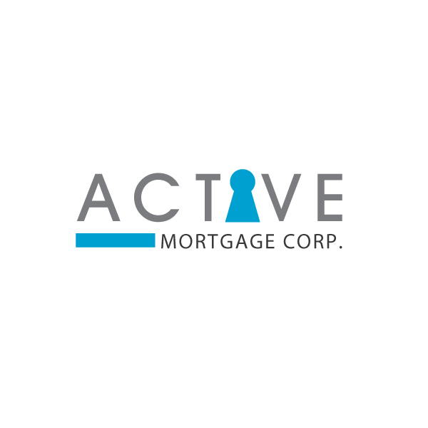 Logo Design by aesthetic-art - Entry No. 15 in the Logo Design Contest Active Mortgage Corp..