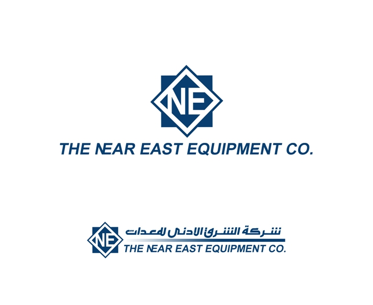 Logo Design by Juan_Kata - Entry No. 70 in the Logo Design Contest Imaginative Logo Design for The Near East Equipment Co..
