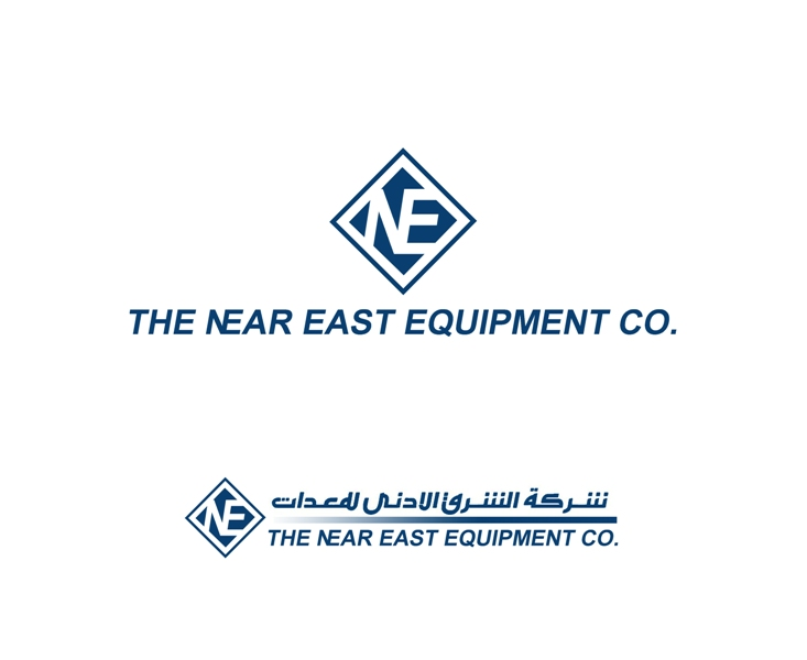 Logo Design by Juan_Kata - Entry No. 72 in the Logo Design Contest Imaginative Logo Design for The Near East Equipment Co..