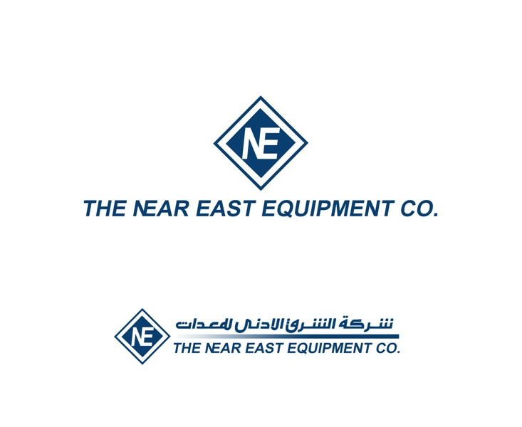 Logo Design by Juan_Kata - Entry No. 74 in the Logo Design Contest Imaginative Logo Design for The Near East Equipment Co..