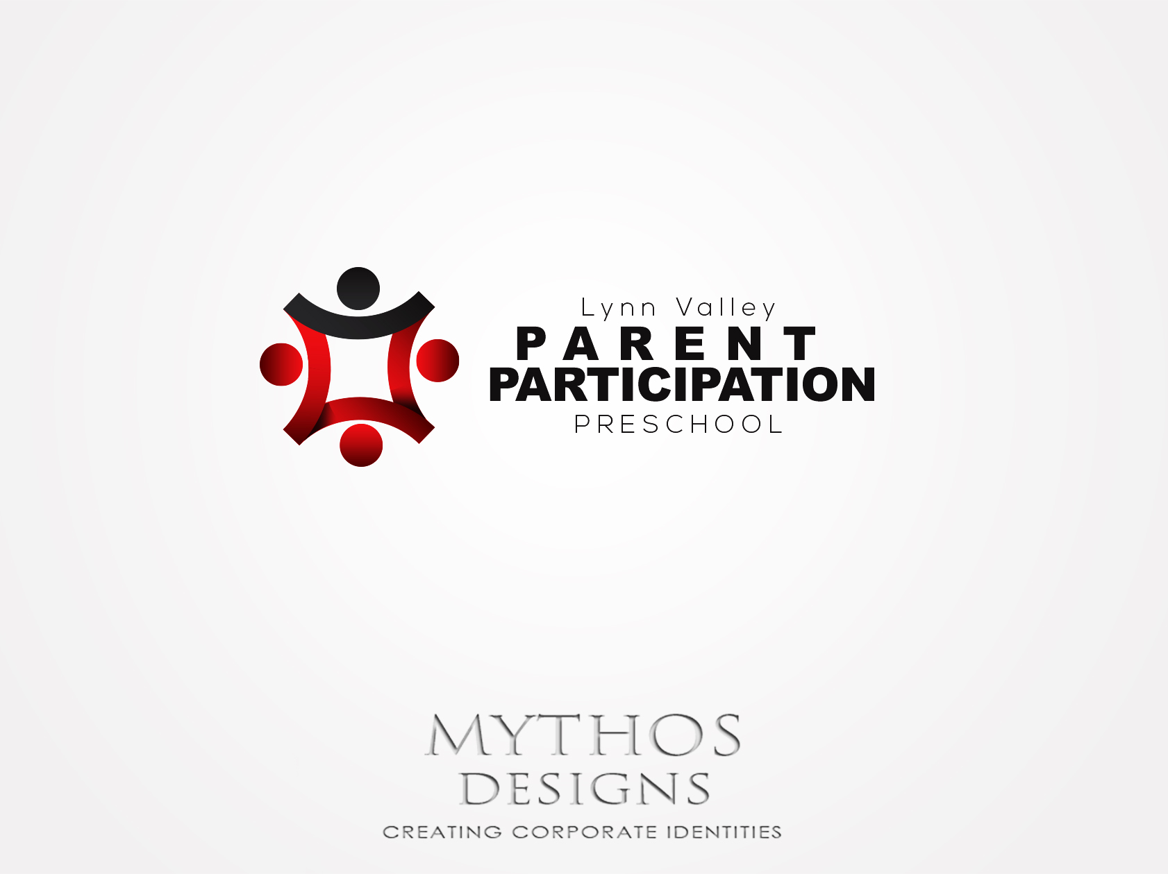 Logo Design by Mythos Designs - Entry No. 10 in the Logo Design Contest New Logo Design for Lynn Valley Parent Participation Preschool.