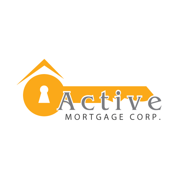Logo Design by aesthetic-art - Entry No. 17 in the Logo Design Contest Active Mortgage Corp..