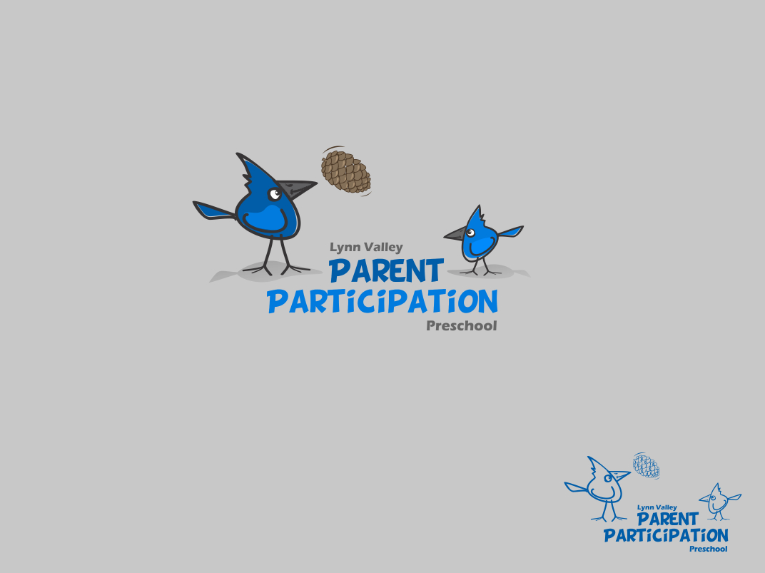 Logo Design by Chris Frederickson - Entry No. 13 in the Logo Design Contest New Logo Design for Lynn Valley Parent Participation Preschool.